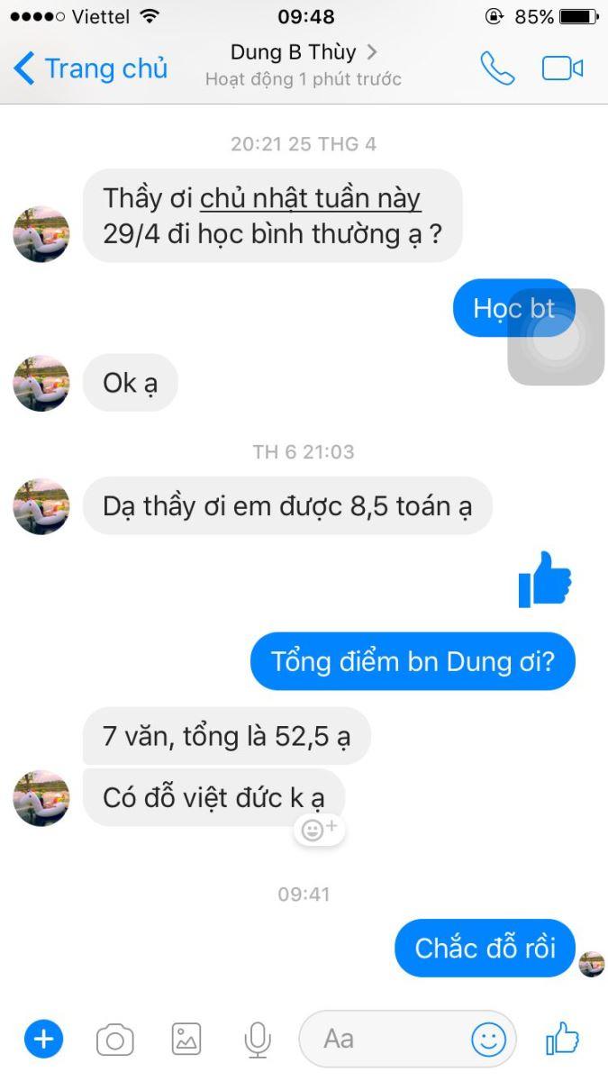 học thêm toán 10