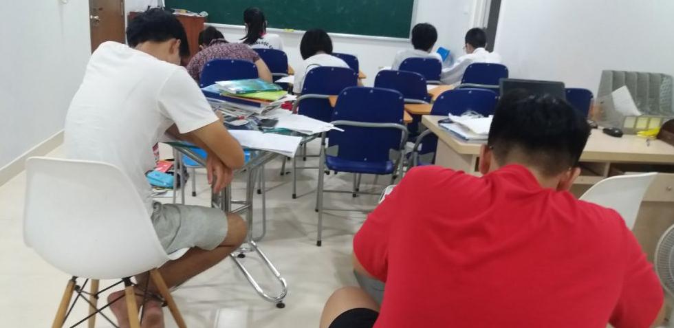 Học thêm toán lớp 1