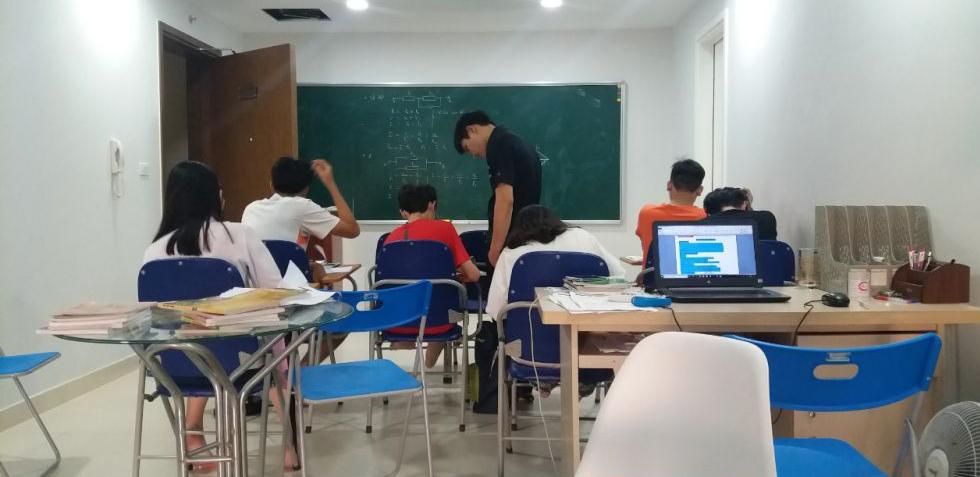 Học thêm toán lớp 2